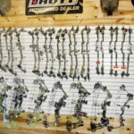 Variety of bows from Big Sky Archery