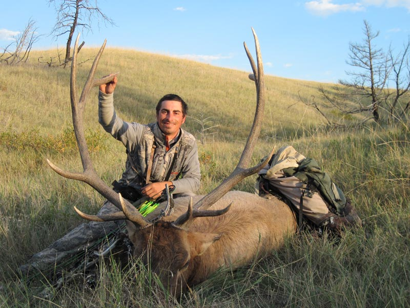 New School Elk Tactics | Big Sky Archery